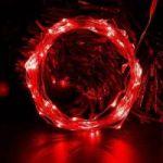 Огонек OG-LDL08 Красная светодиодная лента 5м