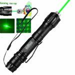 Огонек OG-LDS22 Зеленый ручной лазер