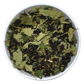 Черный чай с мятой и мелиссой. Eco-line