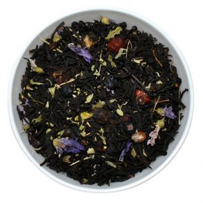 "Черный чай ""Дары тайги"""