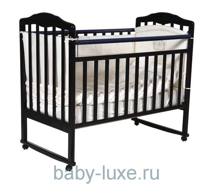 Кроватка детская Alita-2 колесо/качалка