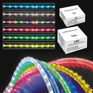 Катушка-LED (100м, синяя)