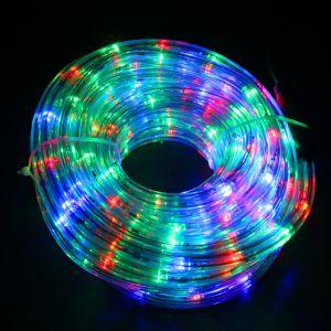 Катушка-LED, 10м, разноцветная