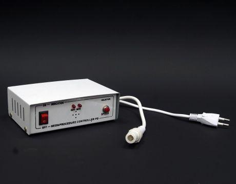 Контроллер для LED гирлянд, металлический