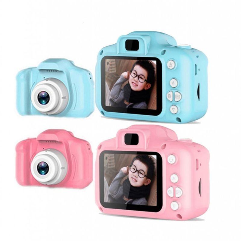 Детский цифровой мини фотоаппарат