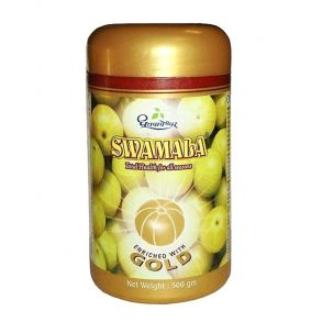 Свамала Шри Дхутапапешвар c золотом (Swamala Shree Dhootapapeshwar) 500 гр