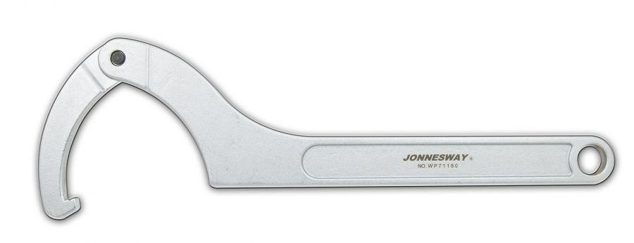 WP7120 Ключ радиусный шарнирный, 80-120 мм