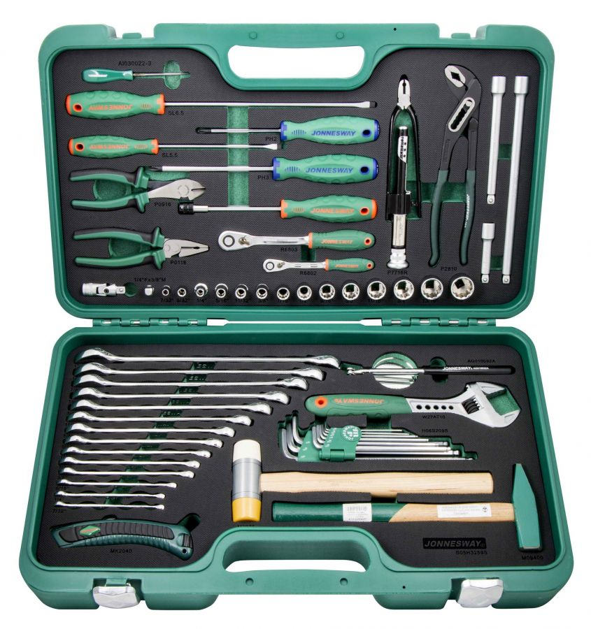 S05H3259S Набор инструмента специализированный, 59 предметов