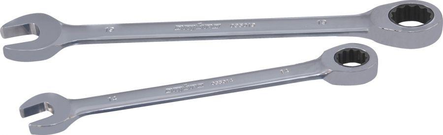 035013 Ключ гаечный комбинированный трещоточный SNAP GEAR, 13 мм