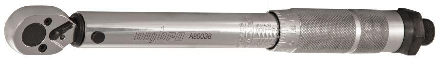 """A90038 Ключ динамометрический 1/4""""DR, 5-25 Нм"""