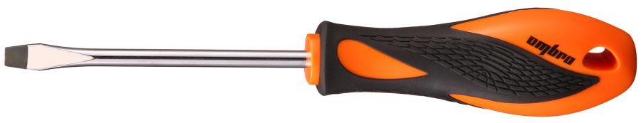 503075 Отвертка стержневая шлицевая BASIC, SL3х75 мм