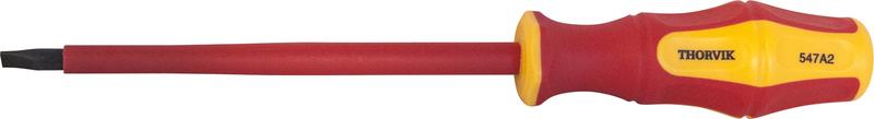 SDLI615 Отвертка стержневая диэлектрическая шлицевая VDE 1000V, SL6.5x150 мм
