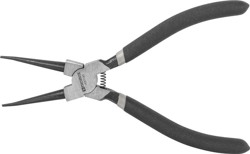 IRSP180 Щипцы для стопорных колец «прямой сжим», 180 мм
