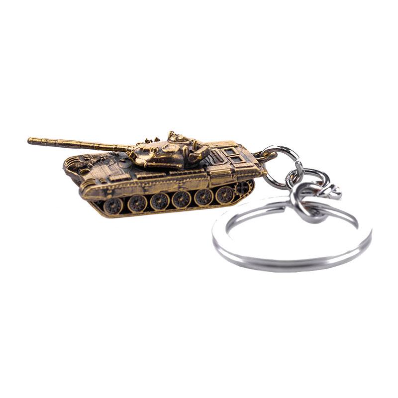 "Брелок ""Танк Т-72(1:180)"""