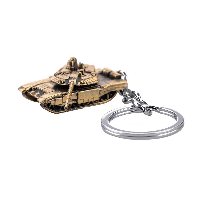 "Брелок ""Танк Т-90(1:180)"""