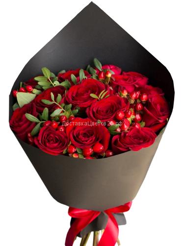 Букет Цветы с любовью