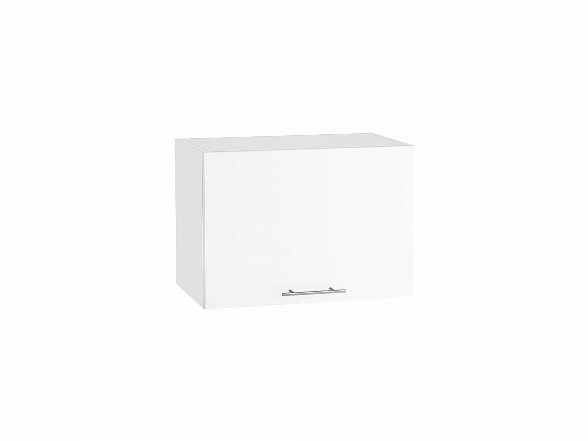Шкаф верхний Валерия ВГ500 (белый глянец)
