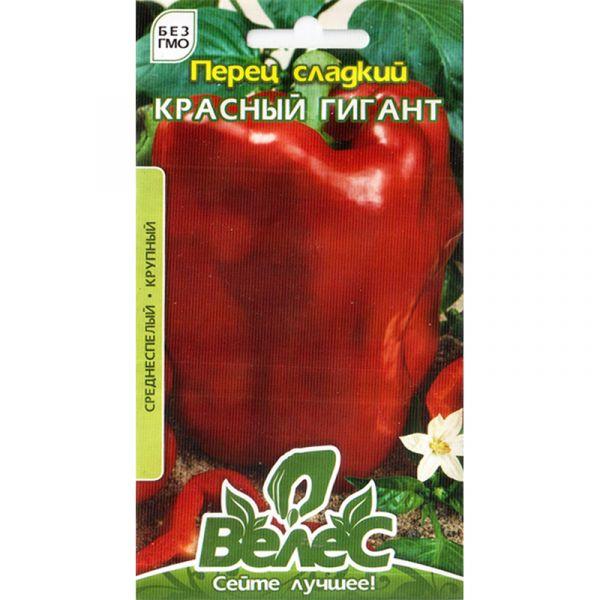 """""""Красный гигант"""" (0,3 г) от ТМ """"Велес"""", Украина"""