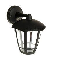 Светильник Luazon 03A-2, садово-парковый, 8 Вт, 640 Лм, шестигранник, вниз, черный