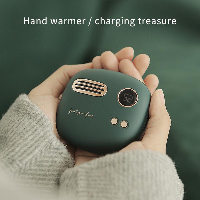 Power bank+ Грелка для рук