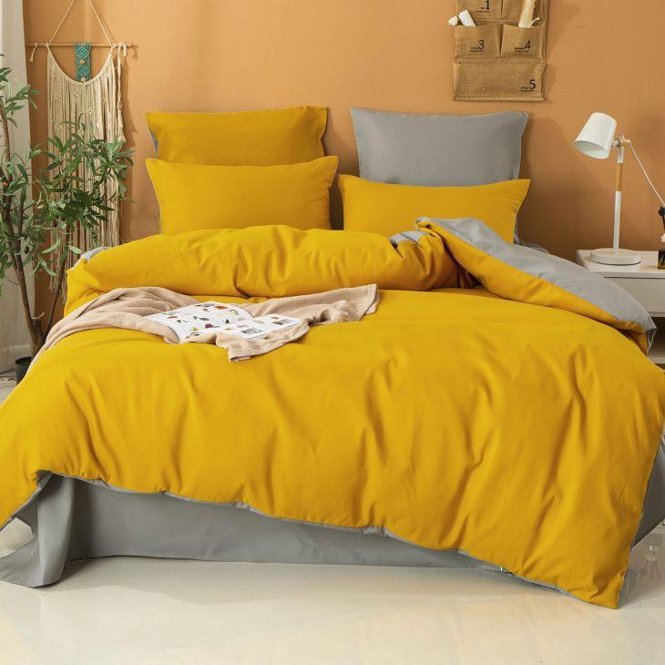 Комплект постельного белья Сатин однотонный CS033