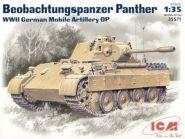 Beobahtungspanzer - Германский подвижный АНП II МВ, танк