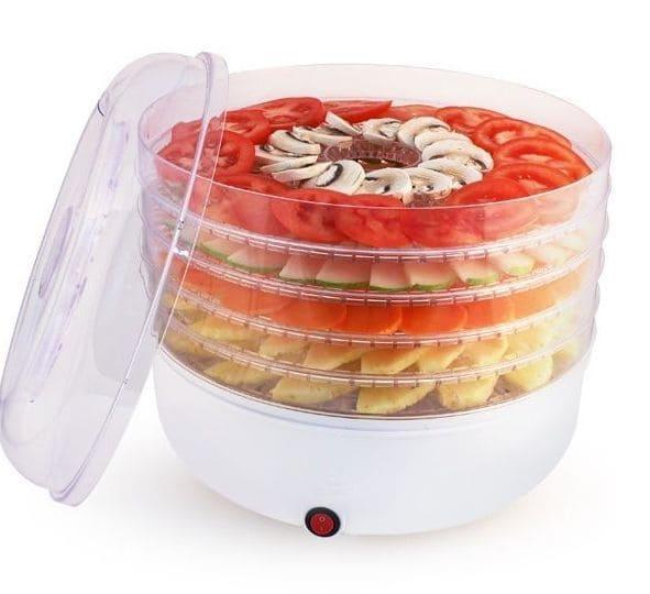 Электросушилка для грибов. ягод, фруктов Капелька К-500