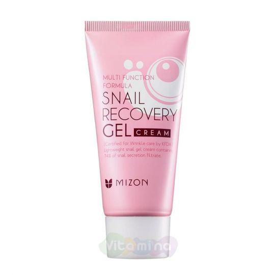 Восстанавливающий крем с экстрактом улитки - Mizon Snail Recovery Gel Cream