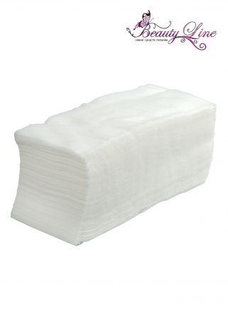 Салфетки одноразовые белые Размер -  20/20, Плотность - 50; --- 100 штук