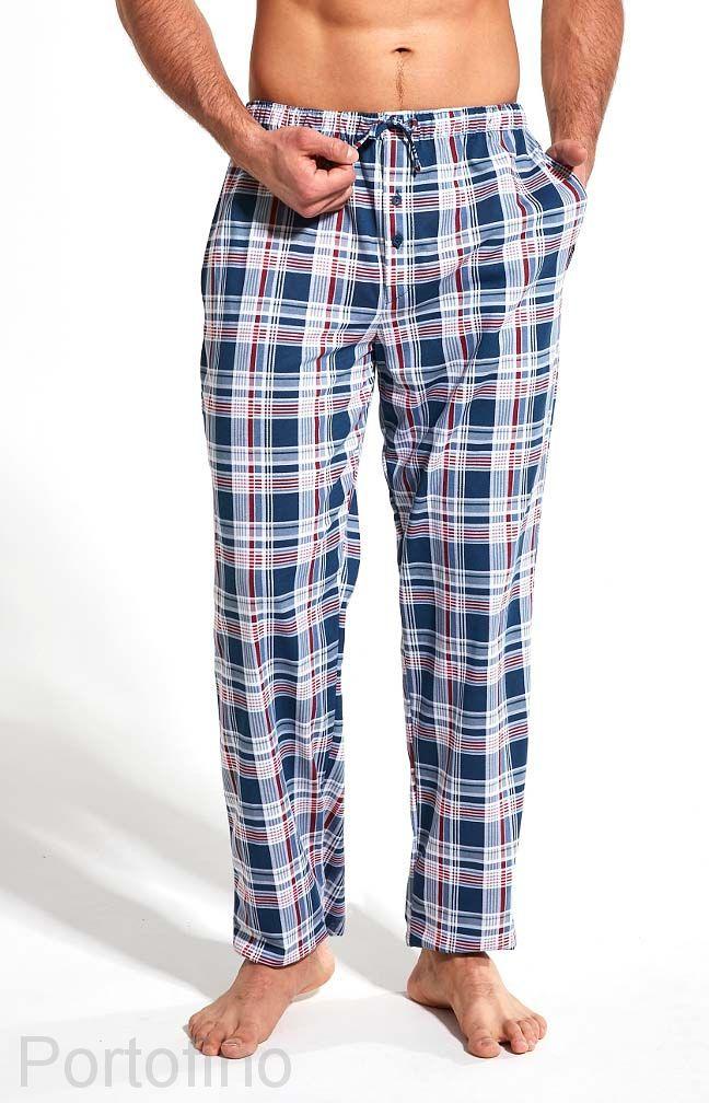 691-25 Брюки пижамные мужские Cornette