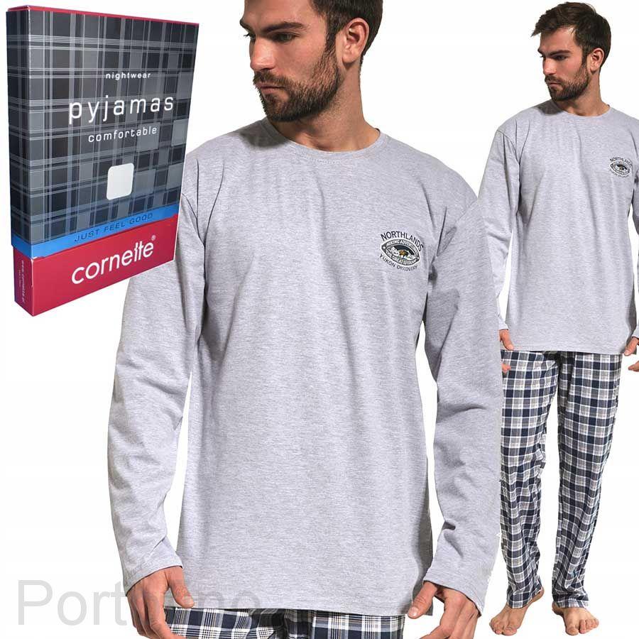 124-164 Пижама мужская Cornette