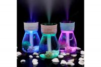 Humidifier FENGHUANG sever color lamp bottle