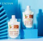 скраб кокосовый exgyan body scrub skin