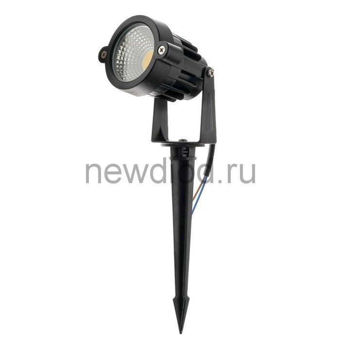 Светильник светодиодный грунтовый 3 Вт, 270 Лм, IP65, 3000 К, 220 В