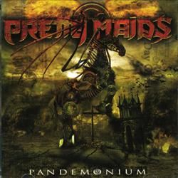 PRETTY MAIDS - Pandemonium 2010