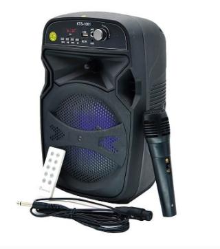 Портативная колонка KTS-1061  wireless speaker