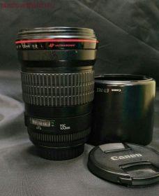 Объектив Canon EF 135mm f/2 IS USM б/у