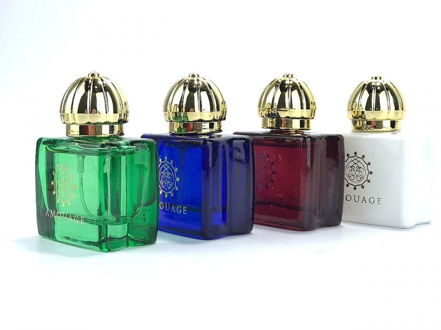 Подарочный набор Amouage Miniature For Woman 4х30 мл