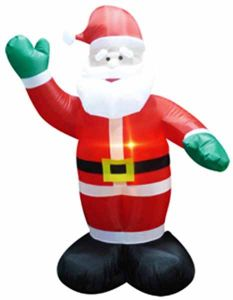 "Надувная фигура ""Санта Клаус"" (1,8м)"