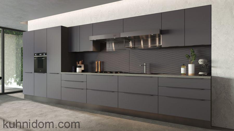 Кухня ОРА + ЭГА с колонками