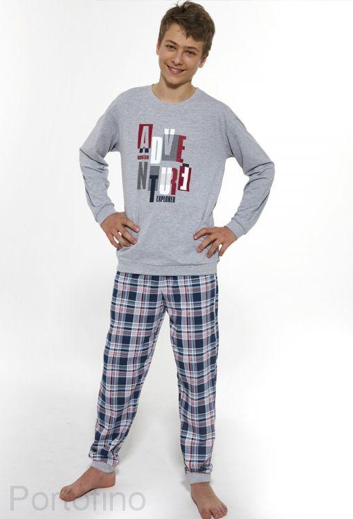 967-39 Пижама подростковая мальчики Cornette