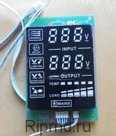 Плата индикации LED-3B