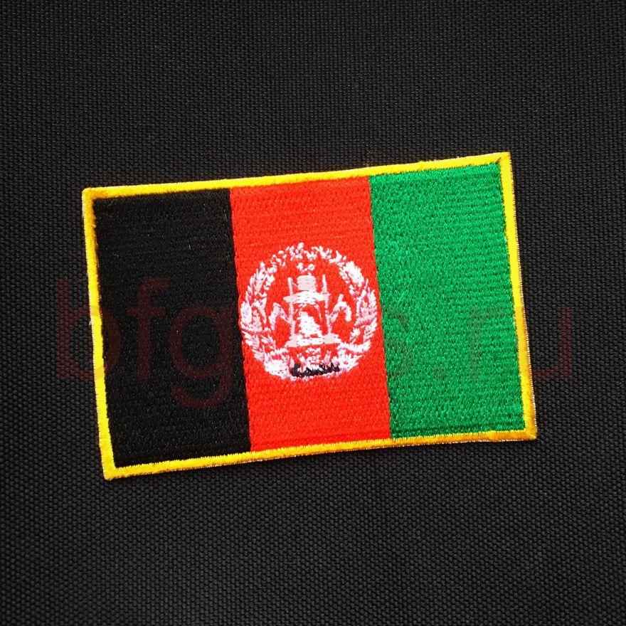 Патч Флаг Афганистана