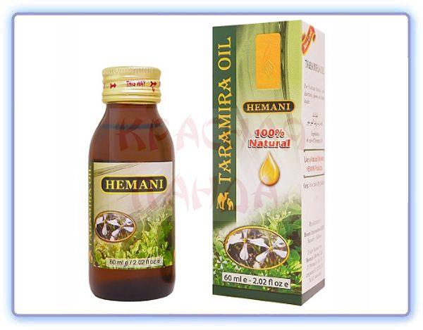 Масло усьмы 100 % Taramira Oil Hemani