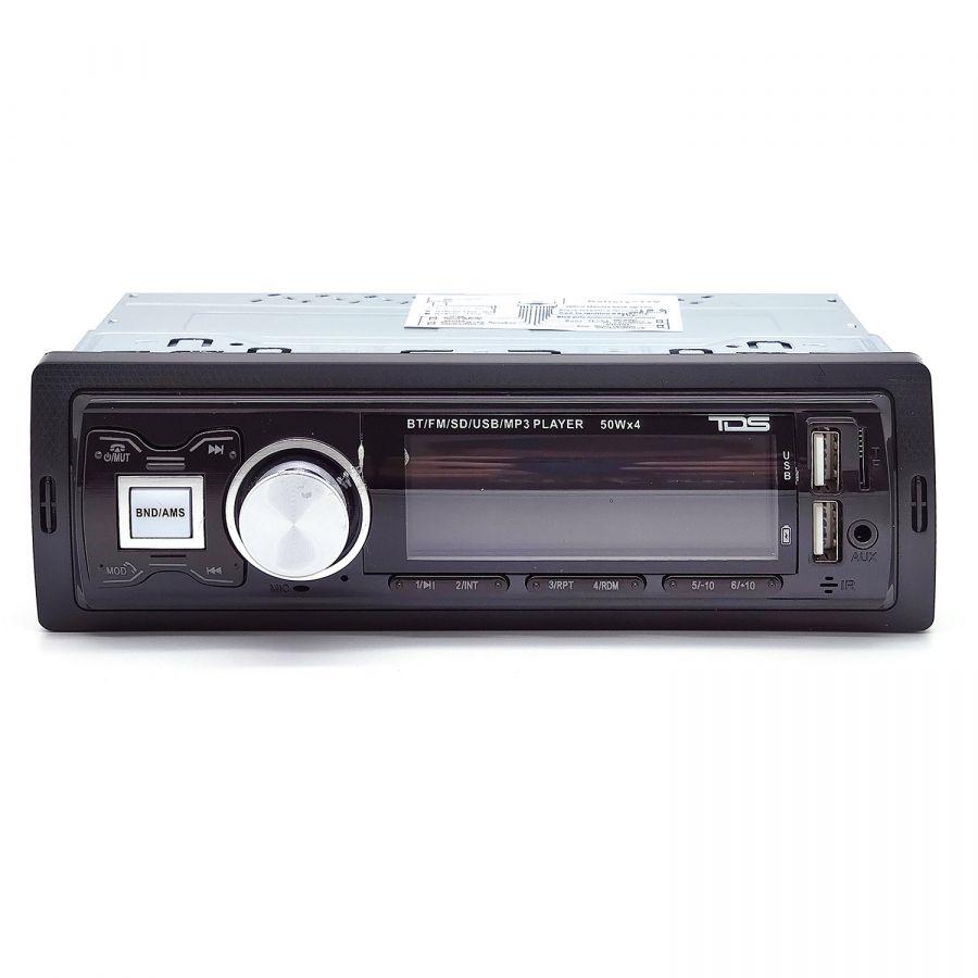TDS TS-CAM11 автомагнитола (радио,USB,bluetooth)
