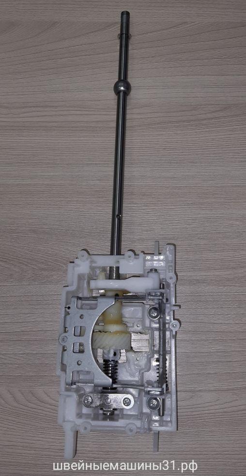 Механизм крепления рейки с шестерней привода челнок Brother.     Цена 1000 руб