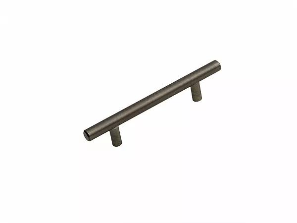 Ручка рейлинг R-3020 черненый старинный антрацит (96)