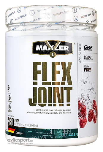 Maxler - Flex Joint (Collagen/MSM/Gluc/Chodr)