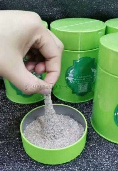 Оригинал Маска для лица с морскими водорослями Seaweed Mask Sishuirongyan 280гр (зеленая)