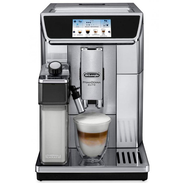 Кофемашина DeLonghi PrimaDonna Elite ECAM 650.75.MS